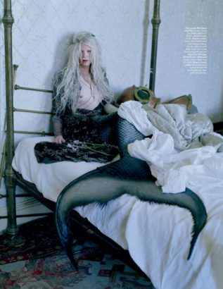 Kristen-McMenamy-by-Tim-Walker-for-W-Far-Far-From-Land-9