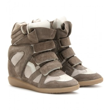 Isabel Marant 'Beckett' wedge sneakers