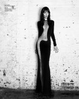 Jamie Bochert by Samantha Rapp (Femme Sévère - Volt #15 Spring-Summer 2014) 1