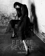 Jamie Bochert by Samantha Rapp (Femme Sévère - Volt #15 Spring-Summer 2014) 2