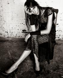 Jamie Bochert by Samantha Rapp (Femme Sévère - Volt #15 Spring-Summer 2014)