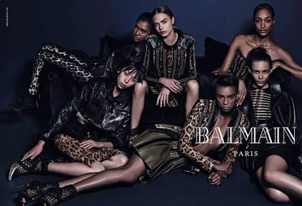 Balmain-Fall-Winter-2014-Campaign-by-Mario-Sorrenti-01